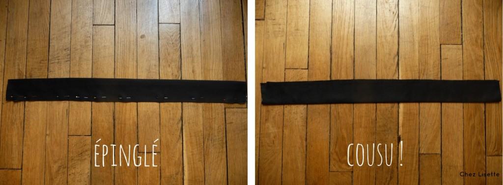 DIY ceinture noeud - Chez Lisette