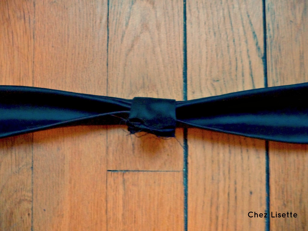 Ceinture noeud - Chez Lisette