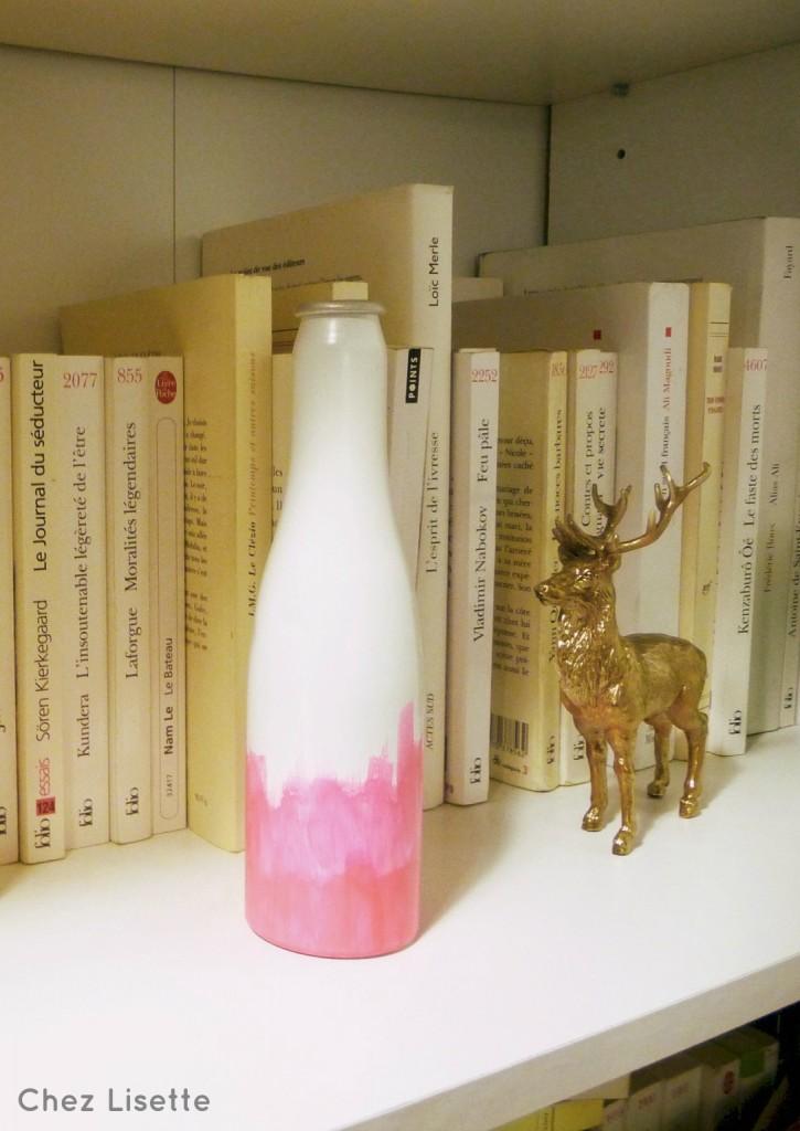 Vase fluo - Chez Lisette