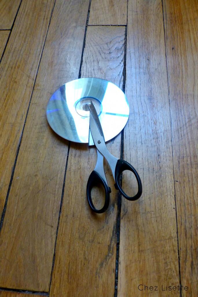 DIY déco miroir - Chez Lisette