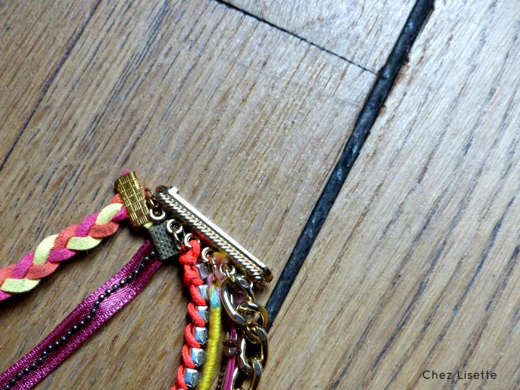 DIY bracelet Hip - Chez Lisette
