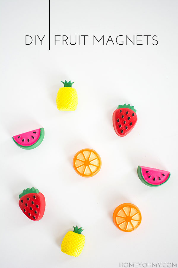 DIY-Fruit-Magnets