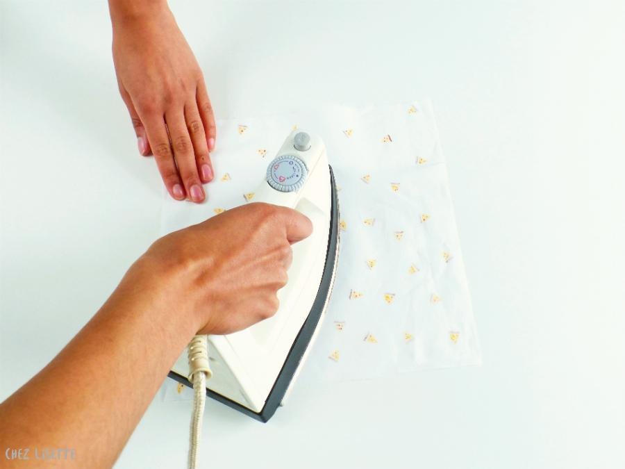 Chez Lisette DIY mouchoirs en tissu 10
