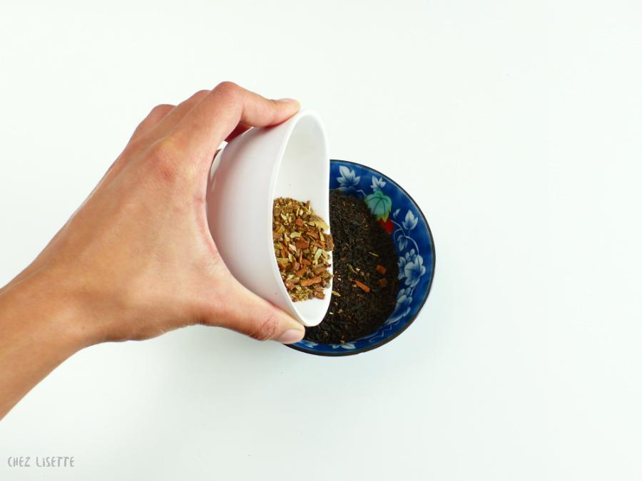 chez lisette diy thé chaï 7