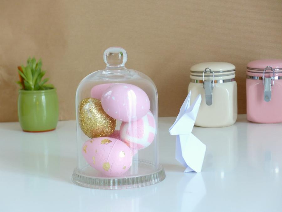 espère que ce DIY décoration de Pâques vous aura plu. Si vous ...