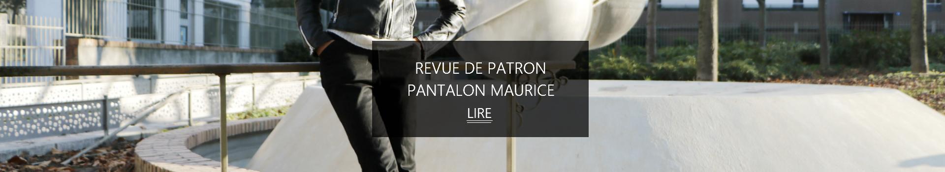 Chez Lisette Pantalon Maurice slider