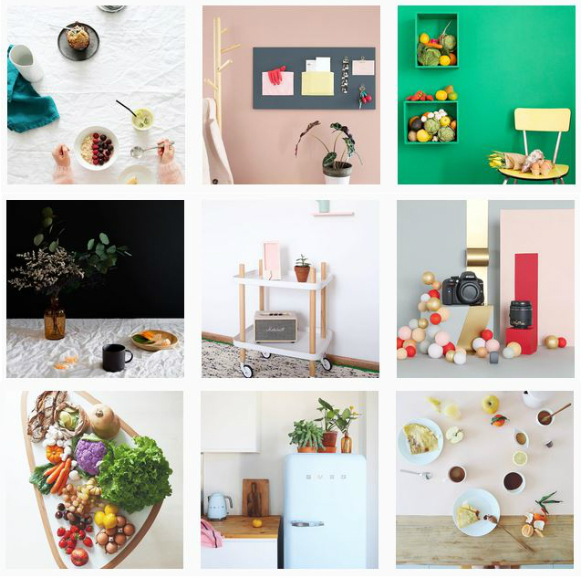 Set design Miss etc Instagram - Chez Lisette