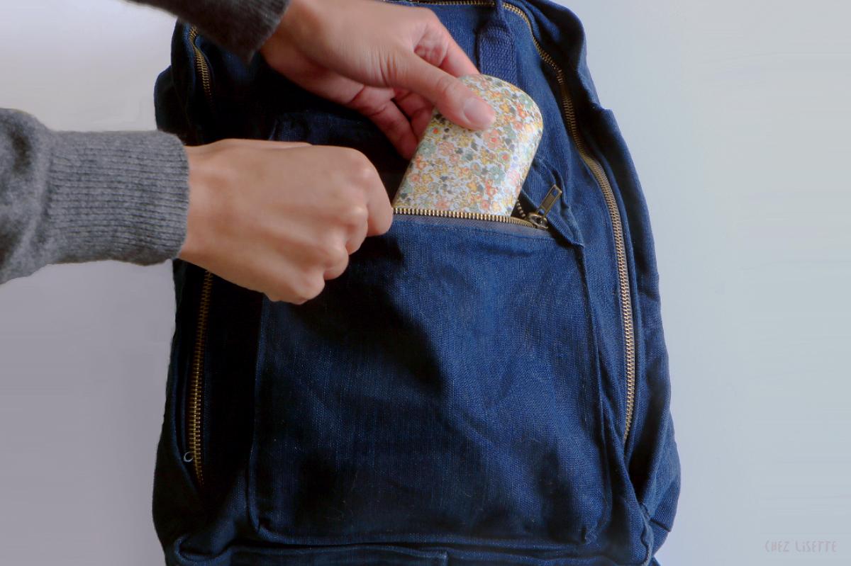 Chez Lisette sac à dos scandinave 3
