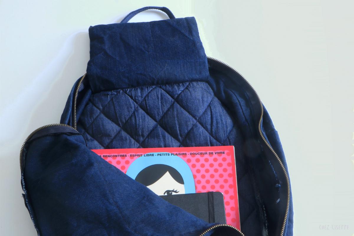 Chez Lisette sac à dos scandinave 5