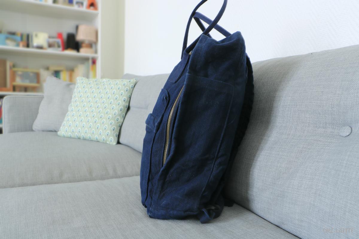 Chez Lisette sac à dos scandinave 6