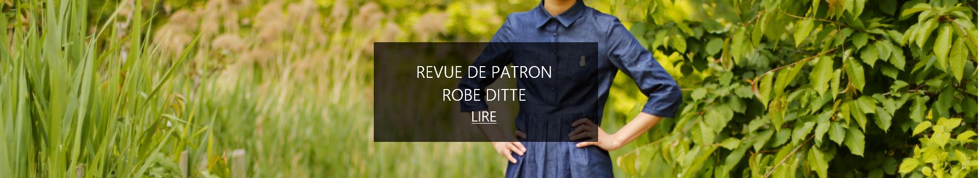 Chez Lisette Robe Ditte header